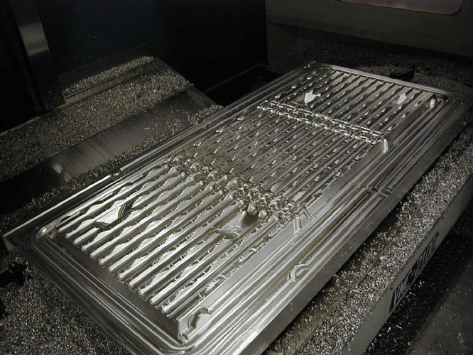 Table Mold 1